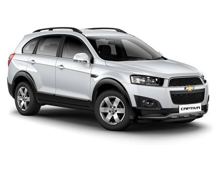 Chevrolet Captiva Car Insurance