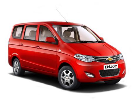 Chevrolet Enjoy Car Insurance