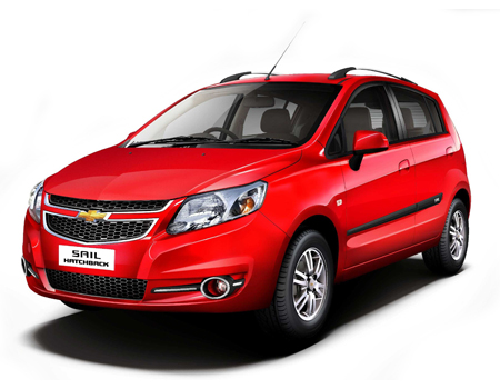 Chevrolet Sail Hatchback Car Insurance