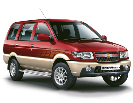 Chevrolet Tavera Car Insurance