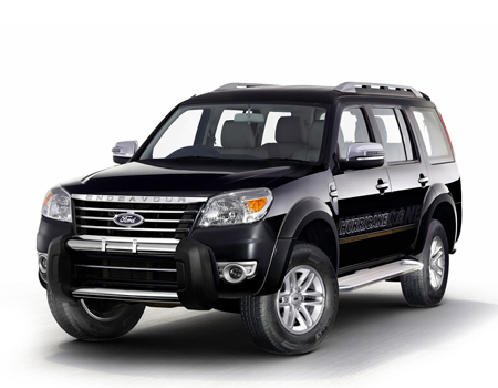 Ford Endeavour Car Insurance