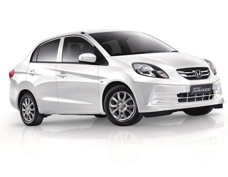Honda Amaze Car Insurance