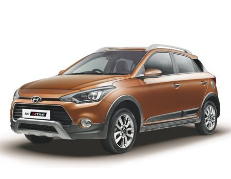 Hyundai i20 Active Car Insurance