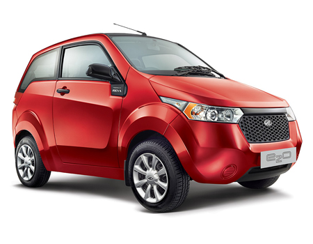 Mahindra e2o Car Insurance