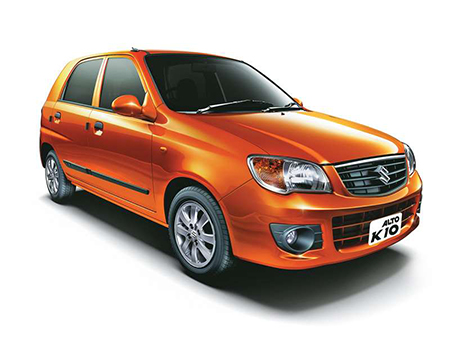Maruti Suzuki Alto K10 Car Insurance