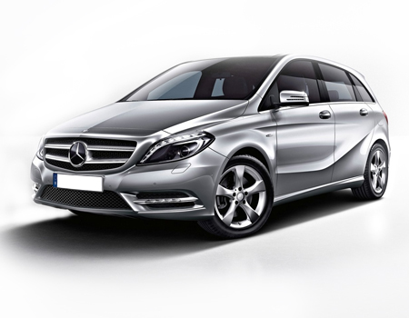 Mercedes-Benz B-Class Car Insurance