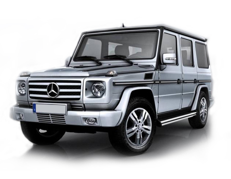 Mercedes-Benz G-Class Car Insurance