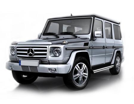Mercedes-Benz G-Class Car Insurance