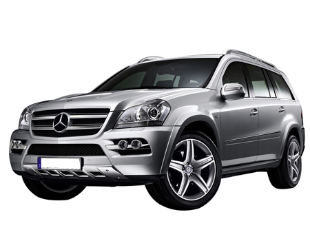 Mercedes-Benz GL Car Insurance