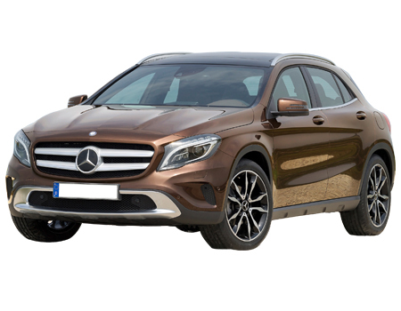 Mercedes Benz GLA Car Insurance