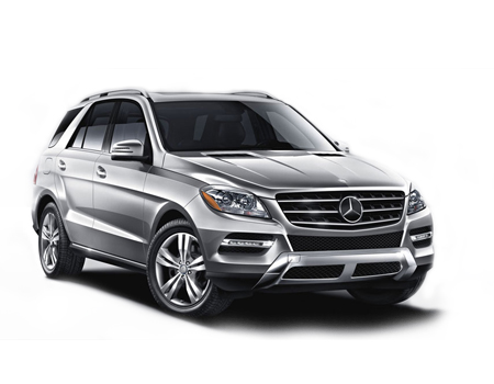 Mercedes-Benz M-Class Car Insurance