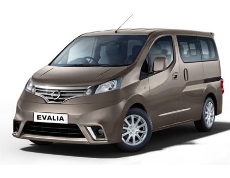 Nissan Evalia Car Insurance