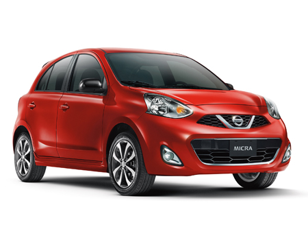 Nissan Micra Active Car Insurance