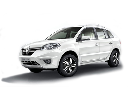 Renault Koleos Car Insurance