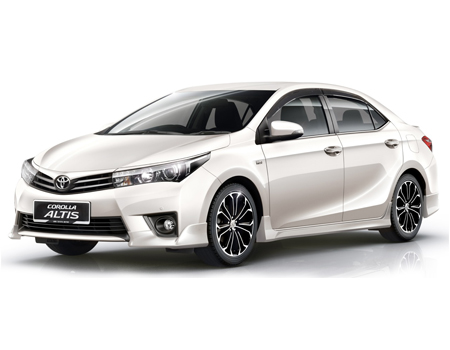Toyota Corolla Altis Car Insurance