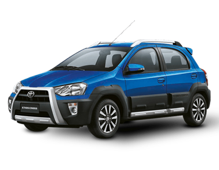 Toyota Etios Cross Car Insurance