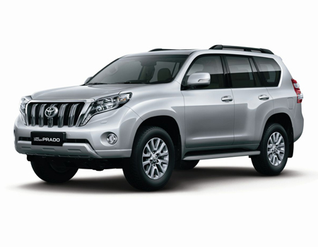 Toyota Land Cruiser Prado Car Insurance