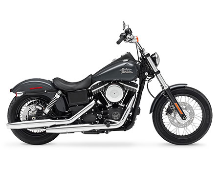 Harley Davidson  Dyna Two Wheeler Insurance