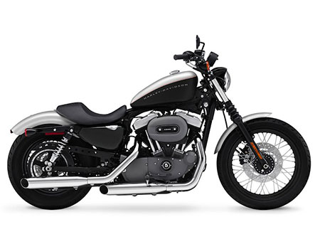 Harley Davidson  Sportster Two Wheeler Insurance
