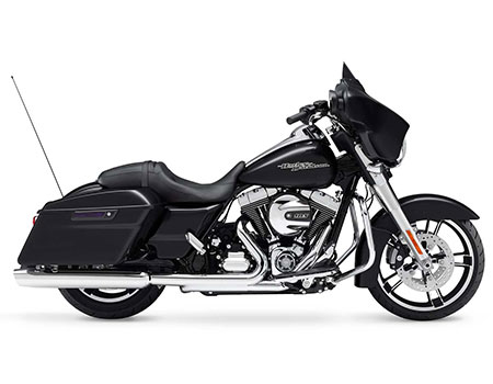 Harley Davidson  Touring Two Wheeler Insurance
