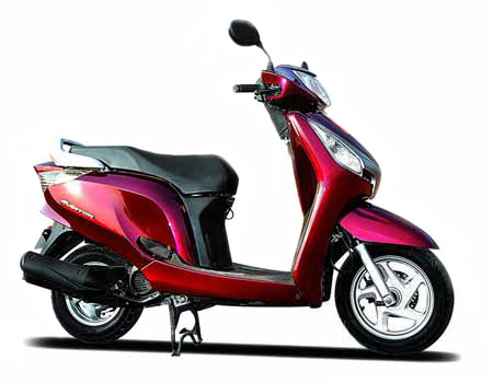 Honda  Aviator Two Wheeler Insurance