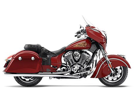 Indian Chieftain Two Wheeler Insurance