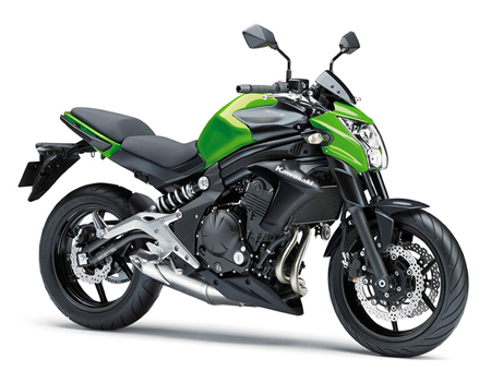 Kawasaki ER 6n Two Wheeler Insurance