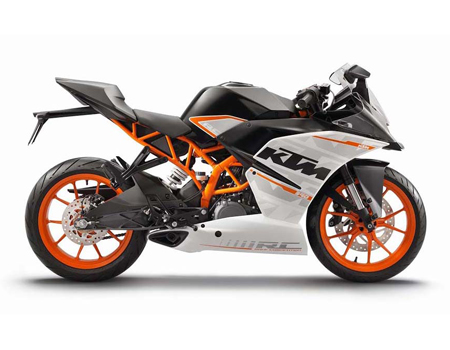 KTM  RC Two Wheeler Insurance