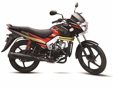 Mahindra Centuro Two Wheeler Insurance