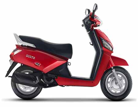 Mahindra Gusto Two Wheeler Insurance