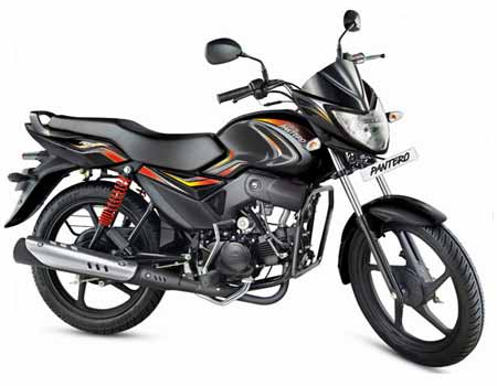 Mahindra Pantero Two Wheeler Insurance