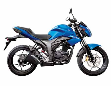 Suzuki Gixxer Two Wheeler Insurance