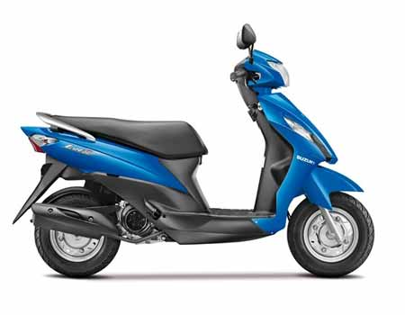 Suzuki Lets Two Wheeler Insurance
