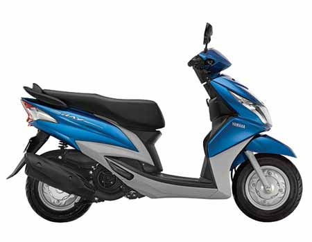 Yamaha Ray Two Wheeler Insurance